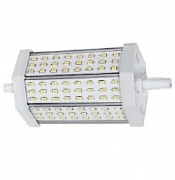 Lâmpada Led R7S 118mm 10W 2700K Matel 21720