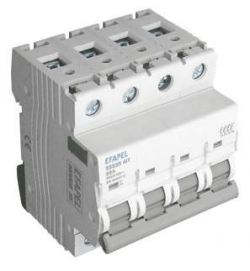 Interruptor - 4P 63 Amp	250/415V~ 50/60Hz Efapel 55563 4IT